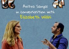 Aritra Sanyal in conversation with Elizabeth Willis